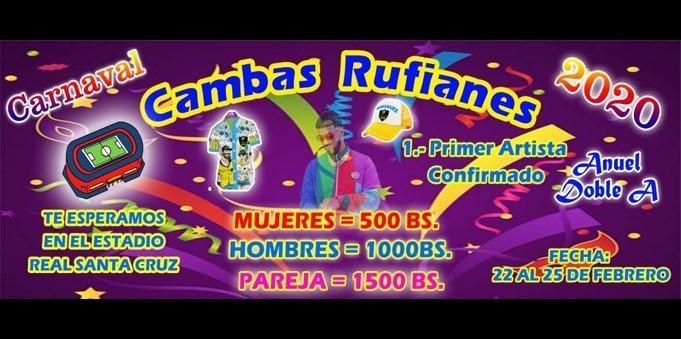 CAMBAS RUFIANES