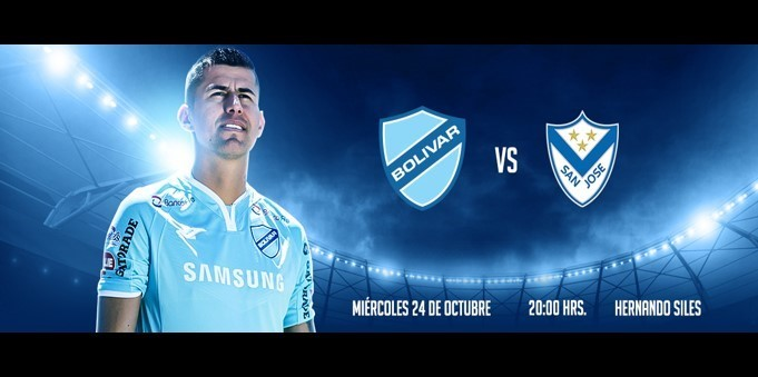 BOLIVAR VS SAN JOSE